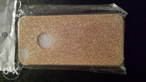 Maska za iPhone 6 - Gold - Rose - Glitter