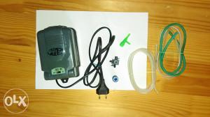 Zračna pumpa + crijevo + rasprsivac + dva ventila
