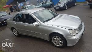 Mercedes c240 Benzin-Plin Avantgard