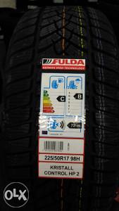 225 50 17 Fulda Control HP2 R17 Zimske MS