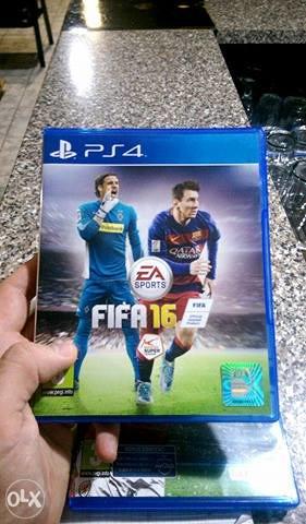 FIFA 16, PS4