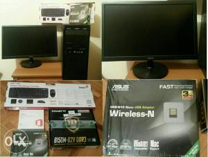 kompjuter PC i3 procesor