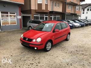 VW POLO 1.4BENZIN *2002*KLIMA*