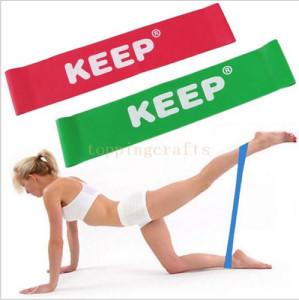 Elastična guma sprava za vježbanje, sport, plava