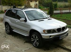 BMW X5 3.0 dizel sport paket