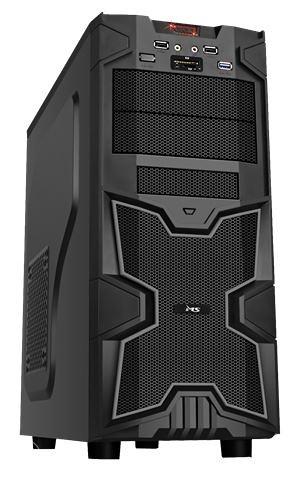 Gamer racunar ASUS P5Q-E CPU Intel Quad Q9550