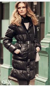 H&M kaput mantil