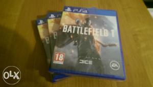 Akcija: Battlefield 1 PS4/Playstation 4