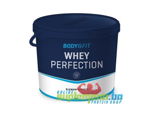 BODY&FIT WHEY PERFECTION (4,5kg) 162 serv