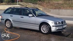 BMW E46 320D 110KW BOSE MUZIKA