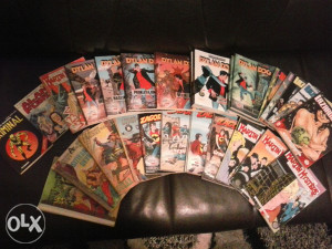 stripovi lot 35 stripova