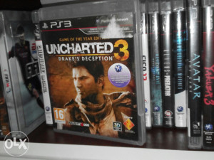 PS3, Uncharted 3
