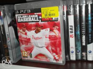 PS3 Baseball 2k11
