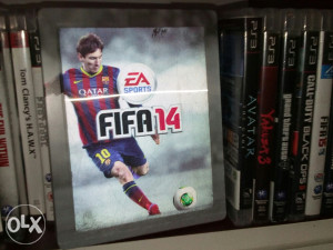 PS3, FIFA 14