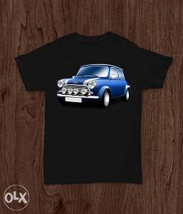 SuperMajice | AUTA | Mini Morris majica