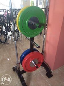 Olimpijski Bumperi 10kg Olimpijski Tegovi Utezi