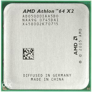 athlon 64 x 2  5000