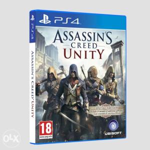 Assassin's Creed Unity (PlayStation 4 - PS4)