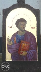 ikona Sveti ap. Luka