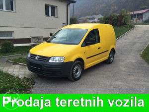 Vw caddy 2008god. 85.000km
