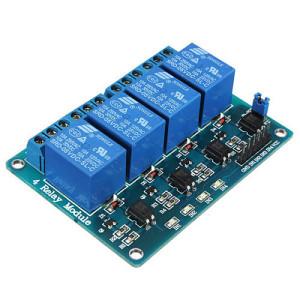 5V 4 Channel Relay Relej za Arduino Elektroniku