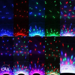 Disko kugla RGB - Magicna kugla - SARENA 065 207 487