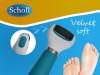 SCHOLL -Strugalica za stopala Velvet Smooth 2 KOMADA
