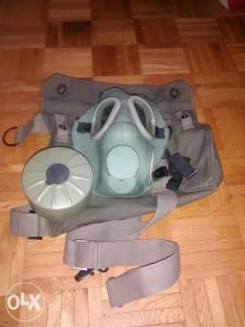 Vojna maska sa torbom