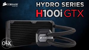 CORSAIR Hydro Series H100i GTX