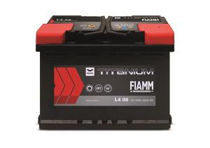 Akumulator FIAMM Black Titanium 44Ah 360A