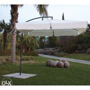 Suncobran, zaštita od sunca 250x250cm i fi 300cm