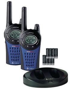 COBRA radio stanice dometa do 12km (punjač i baterije)