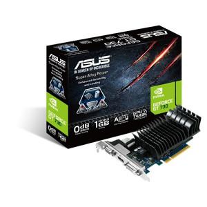 AKCIJA: Asus GT730 OC 1GB DDR3 DX11+