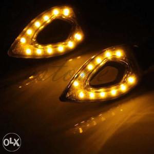 LED zmigavci za motore, univerzalni