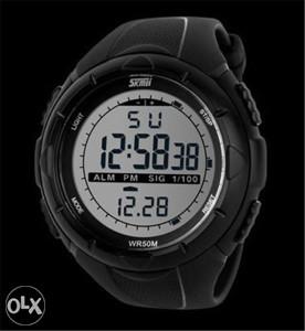 Sportski digitalni ručni sat SKMEI muški ženski