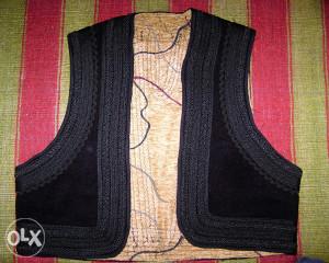 Narodna nošnja-muški jelek-bosanska muslimanska nosnja
