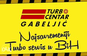 REPARACIJA TURBINA / REMONT / TURBINE