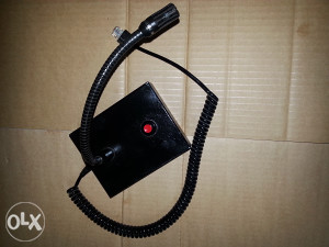 Mikrofon za MOTOROLA radiostanice