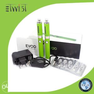Električna cigareta, cigara 2 x Kanger eVod