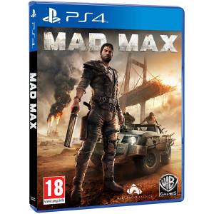 Mad Max (PlayStation 4 - PS4)