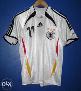 Dres Njemacke reprezentacije - Klose - adidas original