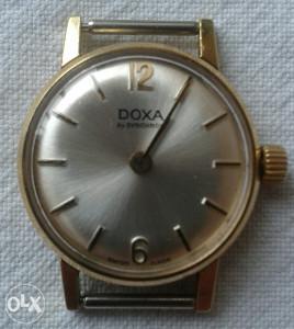 """Ženski ručni sat """"DOXA"""""""