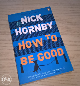 nick hornby how to be good Nick hornby's how to be good was published in 2001 by harcourt press the plot focuses on david carr, who decides to become a man of virtue on the advice of his spiritual adviser named.