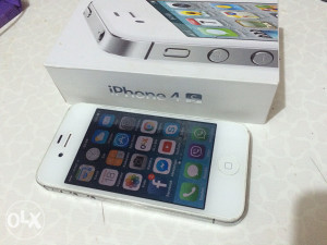 IPhone 4S 16GB Free