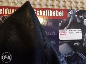 Kožica mjenjača - AUDI A4 B6 2001+