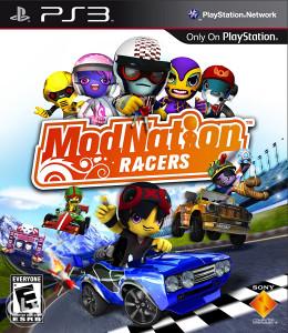 Modnation Racers PS3 djecija igra