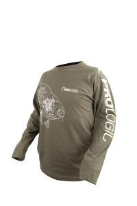 Prologic Carp T-Shirt dugi rukav majica L/XL/XXL