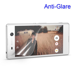Mat zaštitna folija za mobitel Sony Xperia M5