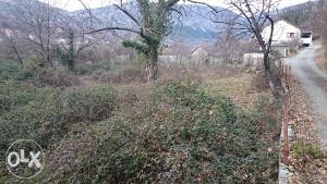 Prodaje se zemljište u Ilićima 1170 kvadrata