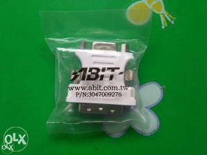 DVI - VGA adapter